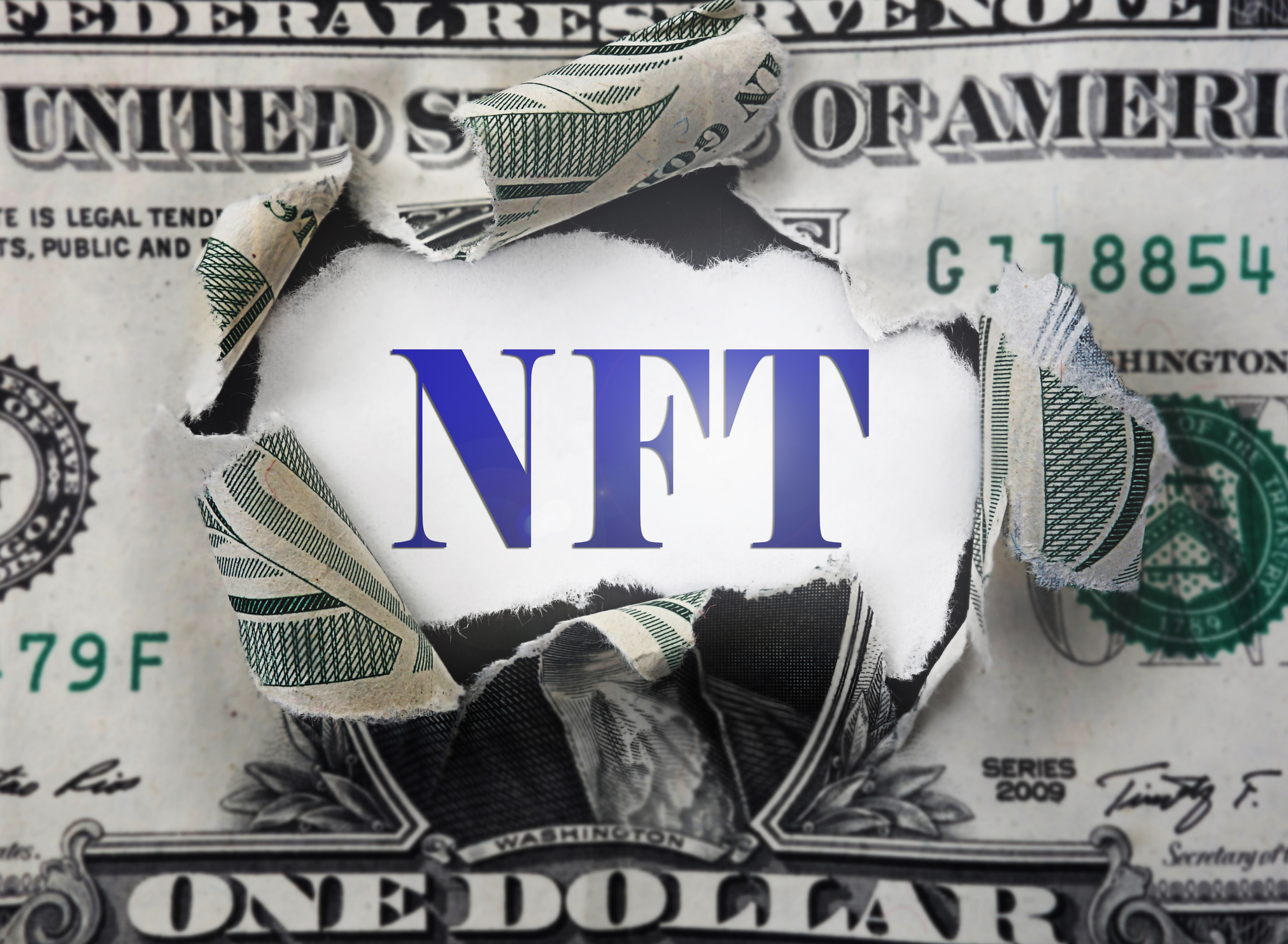 NFT and sales tax